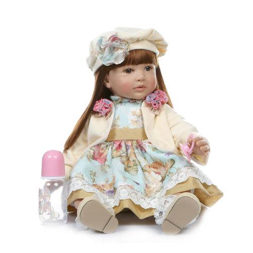 60cm Reborn Baby Doll Lifelike Baby Doll