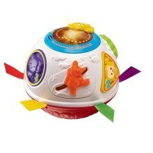 Vtech Crawl and Learn Bright Lights Ball Orange