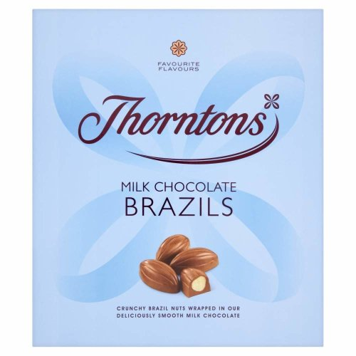 Thorntons Classics Milk Chocolate Brazils, 138 g
