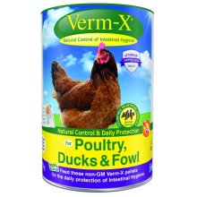 Verm-x Liquid For Racing Pigeons 500ml Other Bird Supplies Bird Supplies