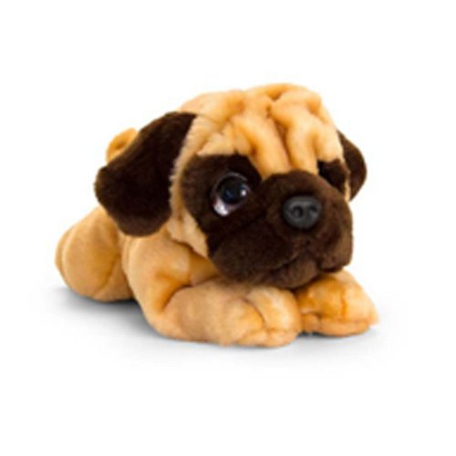 Keel Toys Signature Cuddle Pug Puppy