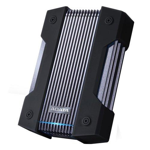 ADATA 4TB HD830 External USB 3.1 Hard Drive - Black AHD830-4TU31-CBK