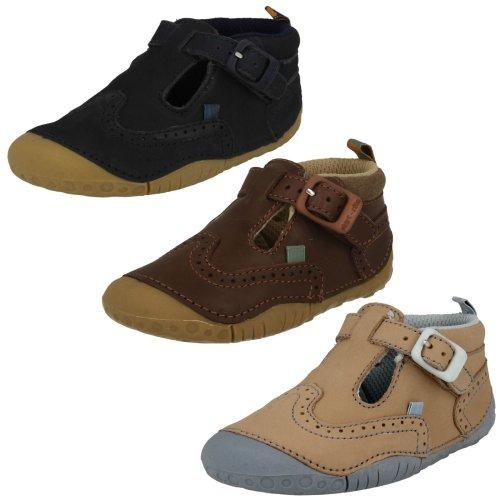 Boys Startrite Pre-Walkers Shoes Harry - F Fit