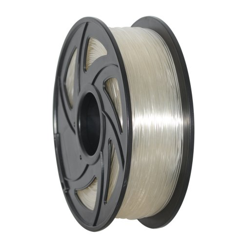 GEEETECH PLA Filament 1.75mm 1Kg spool for 3D Printer in Vacuum Packaging,Transparent