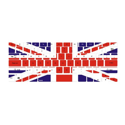 Creative Union Flag Keyboard Stickers / Decals For MacBook (Air 13 Inch Retina)