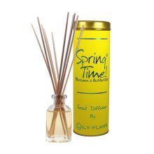 Lily Flame Reed Diffuser - Springtime