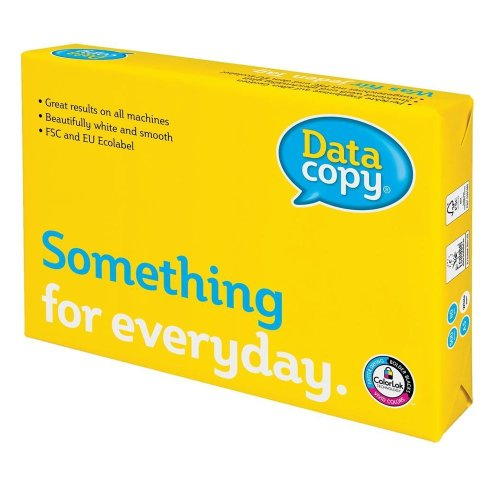 Data Copy Everyday A5 80gsm White Paper 1 Ream (500 Sheets)