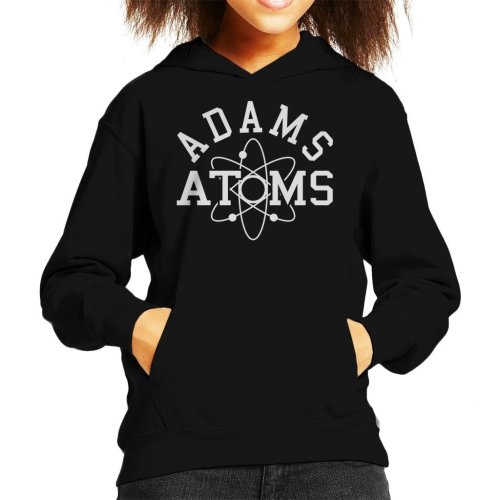 Revenge Of The Nerds Adams Atoms Kid's Hooded Sweatshirt