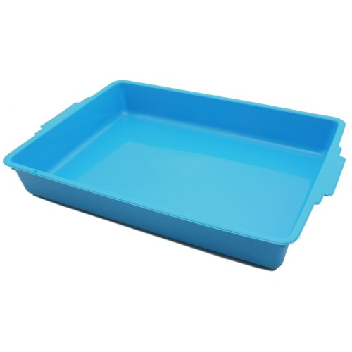 Cat Litter Tray Large (Pack of 10)