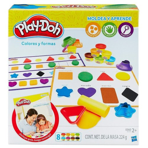 Play-Doh–Teaches Colors And Shapes (Hasbro b3404105)