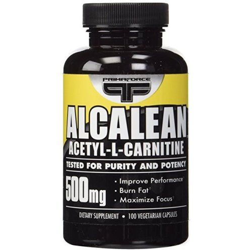 Primaforce  Alcalean, 100% Acetyl L- Carnitine - 100 vcaps