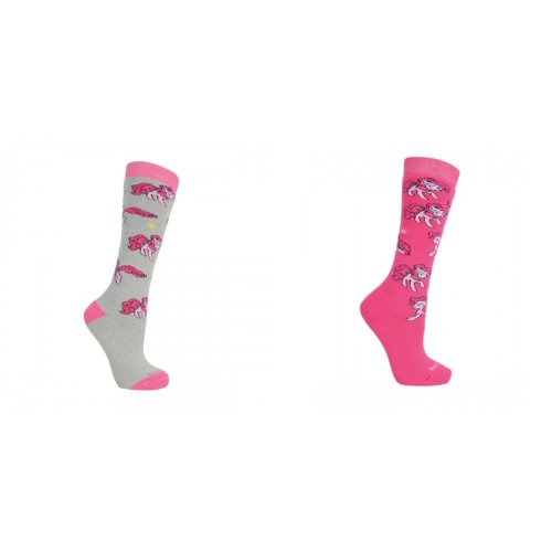 SockMine Girls My Little Pony Socks (Pack of 3)
