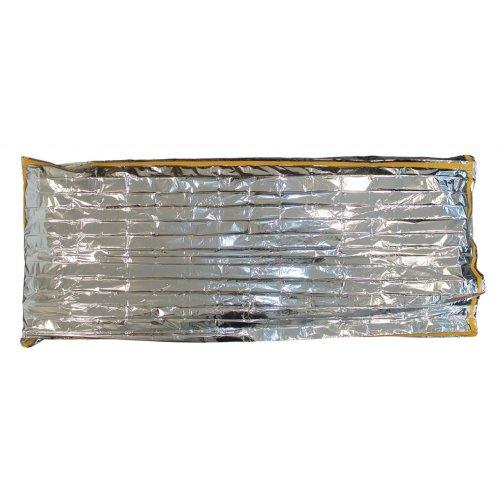 Yellowstone Aluminium Foil Thermal Emergency Sleeping Bag