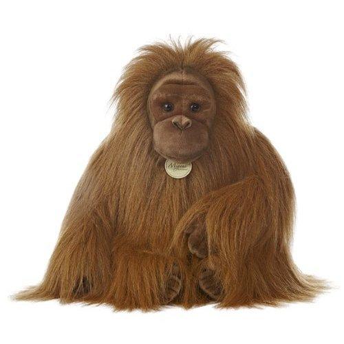 """Aurora World Miyoni Orangutan 16"""" Plush"""