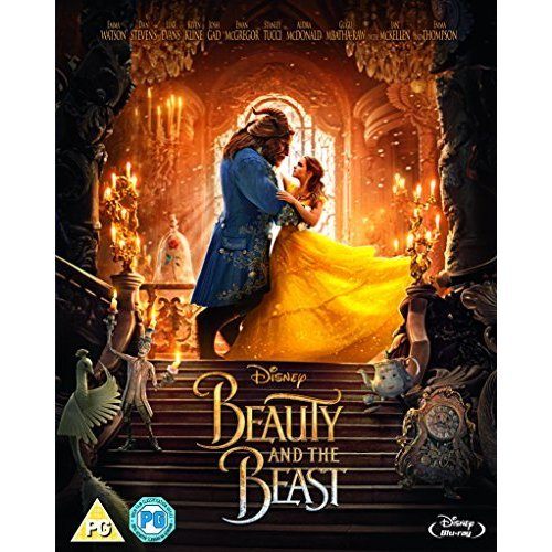Beauty and The Beast [Blu-ray] [2017] [DVD]