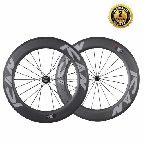 ICAN 86mm Carbon Clincher Wheelset