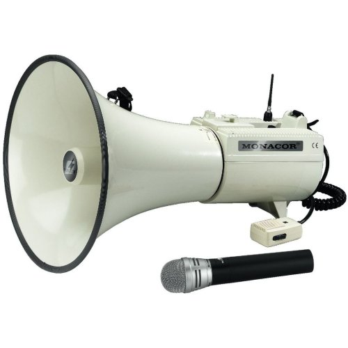 Wireless Megaphone - Attention Guaranteed!