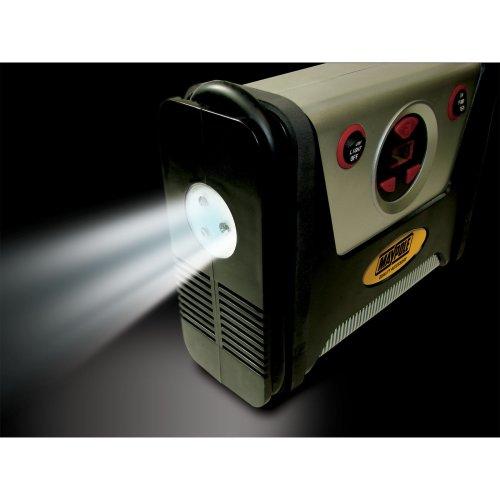 12v High Pressure Rapid Compressor - Maypole 7948 12 Air -  compressor rapid maypole 7948 12 12v air