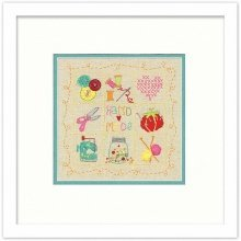 D72-74053 - Dimensions Stamped Embroidery - Handmade Sampler