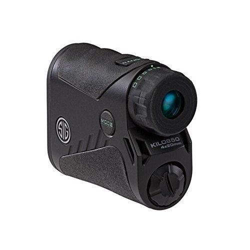 SIG Sauer Kilo850 4x20mm Laser Rangefinder Black