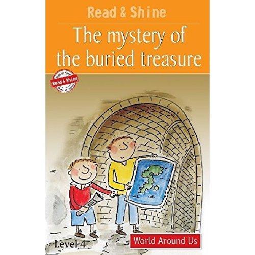 Mystery of the Buried Treasure: Level 4 [Apr 20, 2010] B Jain Publishing